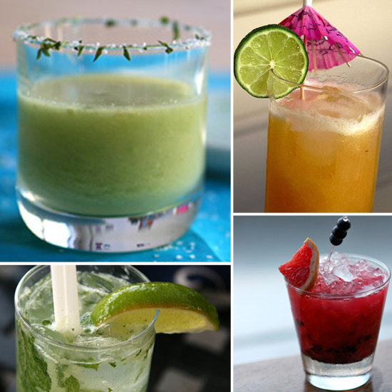 Low calorie cocktail recipes popsugar fitness for Cocktail fitness