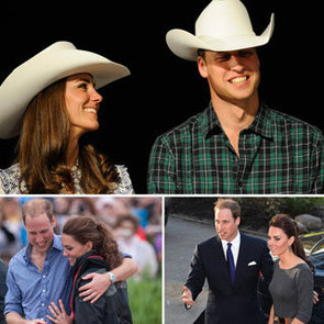Prince William And Kate Middleton's One Year Wedding Anniversary Pictures And All Their Cutest Moments