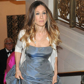 Sarah Jessica Parker Gown Pictures at Carnegie Hall Medal of Excellence Gala