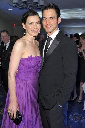Juliana Margulies and Keith Lieberthal