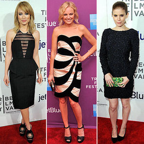 Celebrity Red Carpet Style from the 2012 Tribeca Film Festival: Olivia Wilde, Emma Watson, Michelle Williams & More