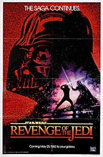 Posteritati - REVENGE OF THE JEDI 1983 U.S. 1 Sheet (27x41)