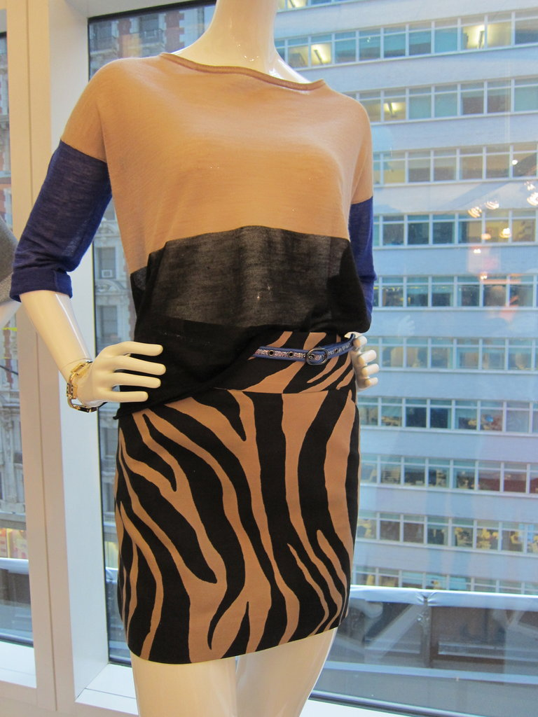 First Look! LOFT Fall 2012 Offers Up Bold Prints, Pretty Pleats, and Pretty Pumps — All Under $150