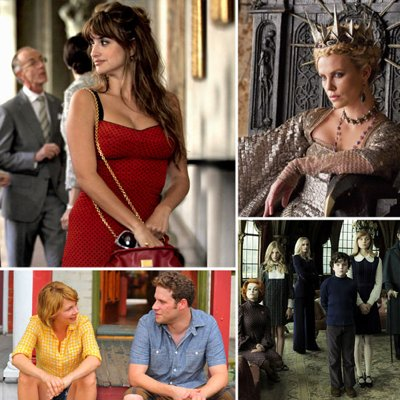 Best Silver Screen Style from New Movies To Rome With Love, Dark Shadows, Take This Waltz & More!
