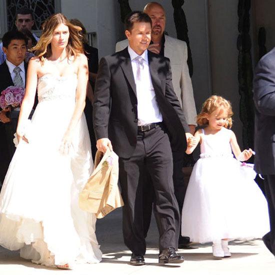 Kids at Celebrity Weddings