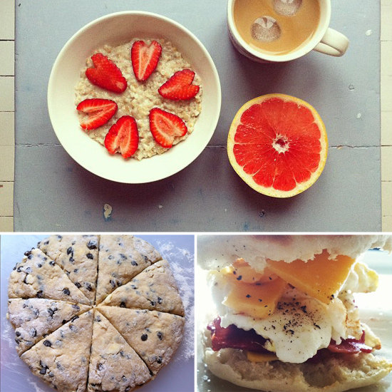 Instagram Photos of Breakfast