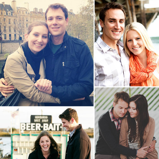 Check out Très's roundup of Sugar brides and their sweet proposal stories.
