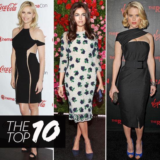 Best Celebrity Style April 23, 2012