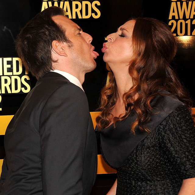 Comedy Awards 2012 Celebrity Pictures