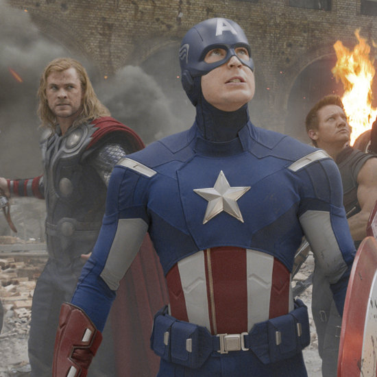 The Avengers Audience Review