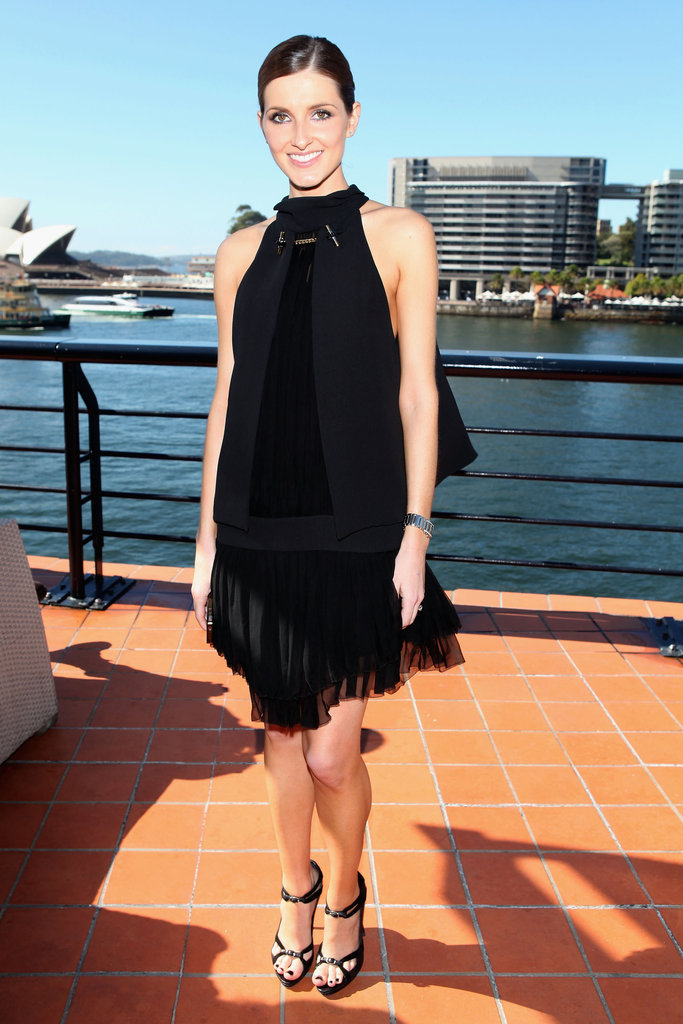 Kate Waterhouse around MBFWA