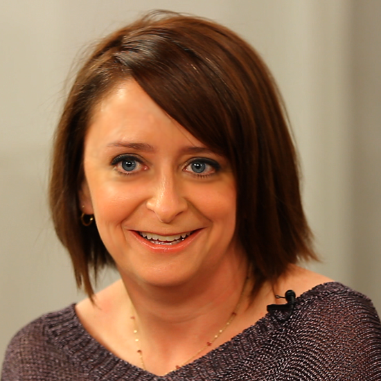 Rachel Dratch Interview on Girl Walks Into a Bar (Video)