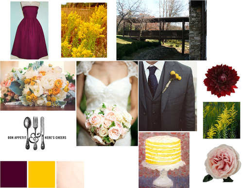 September Wedding -- Classic Country
