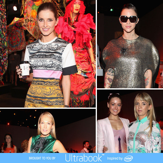 2012 MBFWA: See the Front Row Celebrity Style Day 4!