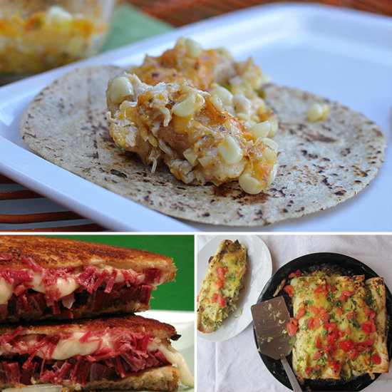 5 Fast, Easy, and Seriously Cheesy Dinners