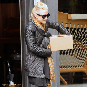 Mary-Kate Olsen Blond Hair Pictures