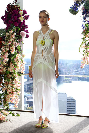 Pictures and Runway Review of Suboo Spring Summer 2012-2013 Mercedes Benz Fashion Week Australia Catwalk Show