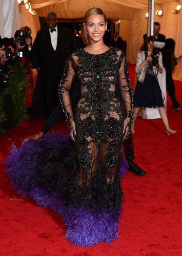 Met Gala Red Carpet 2012