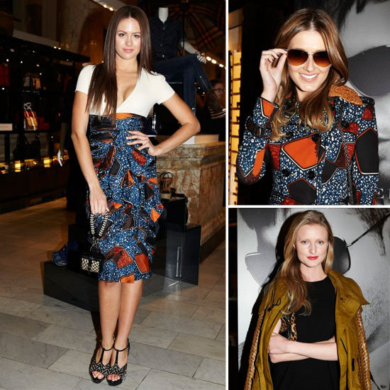 Party Pics! Snoop Burberry's Eyewear Launch Party to Close 2012 Mercedes Benz Fashion Week Australia