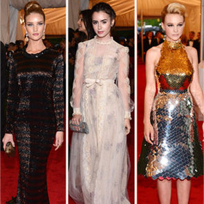 Met Gala 2012 Best Dressed British Celebrities
