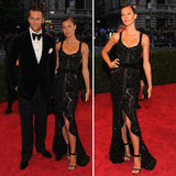 Pictures of Gisele Bundchen in Givenchy Dress on the Red Carpet at the 2012 Met Costume Institue Gala