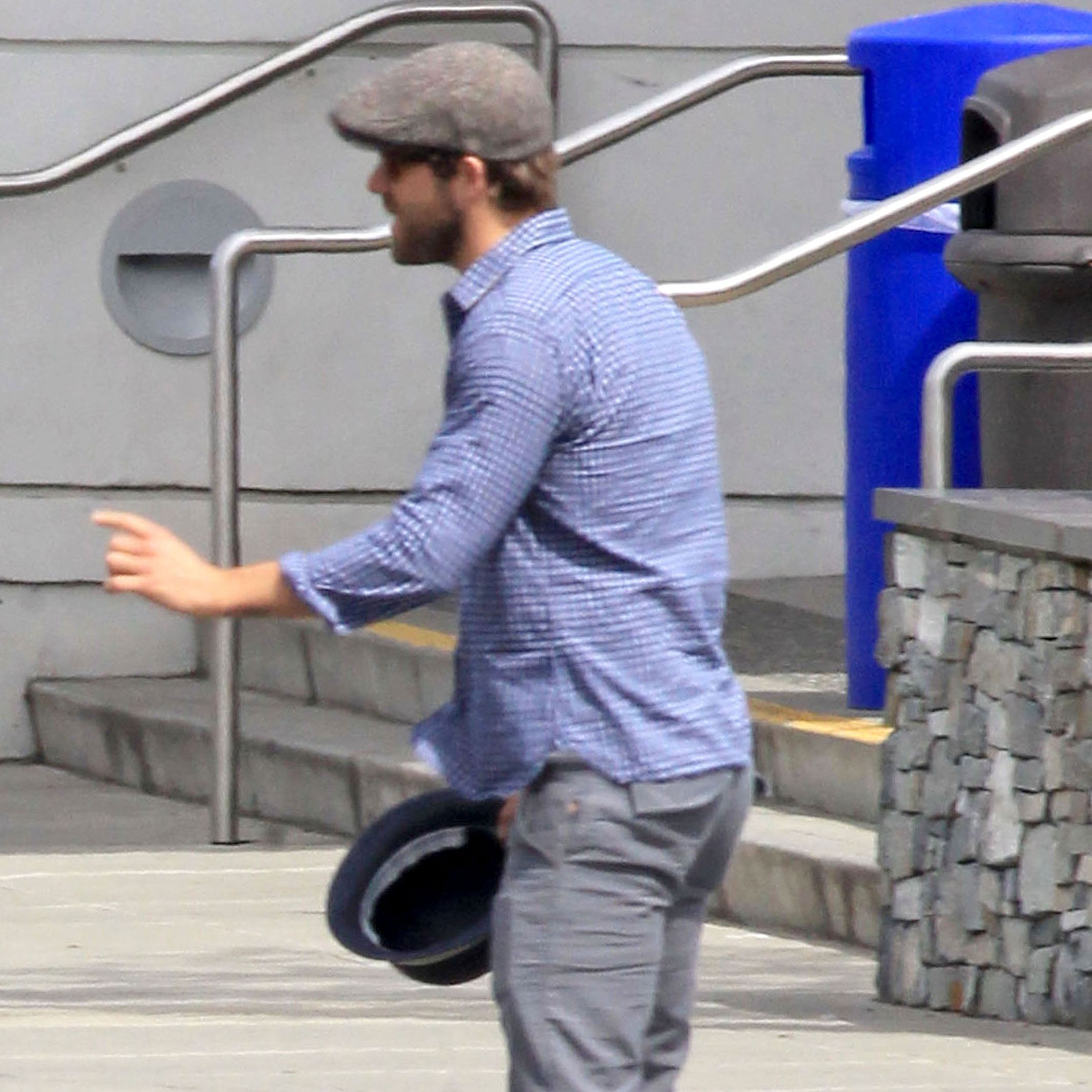 Blake Lively and Ryan Reynolds Get Cute in Canada During a Visit With His Family