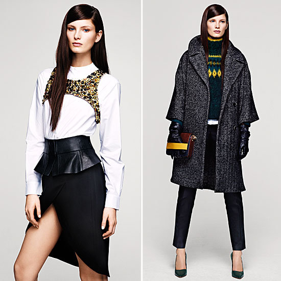H&M Fall Lookbook 2012