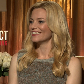 Elizabeth Banks and Ben Falcone What to Expect When You're Expecting Interview