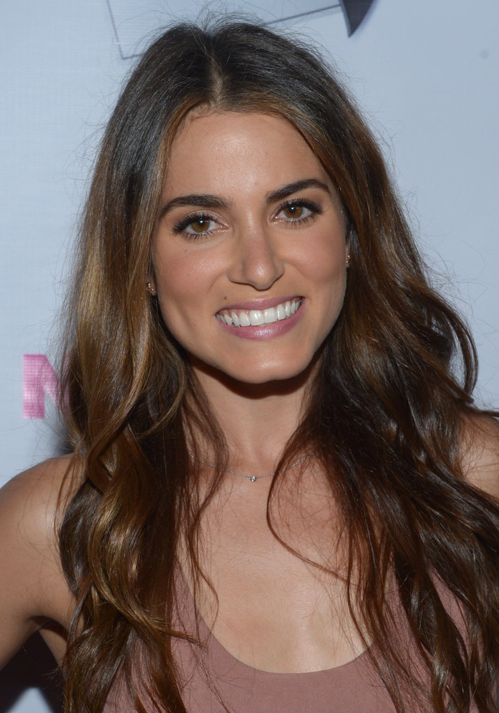 Nikki Reed looked gorgeous as she arrived at the Nylon party in Hollywood.