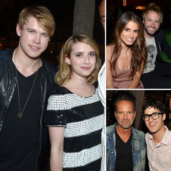 Nylon Magazine Hosts a Bash For Young Stars Emma, Chord, Darren and More!