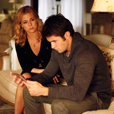 Shop the Set of Revenge on Gilt Home