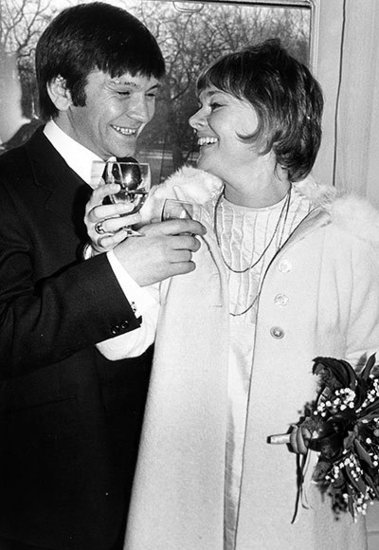 Dame Judi Dench's Wedding Toast