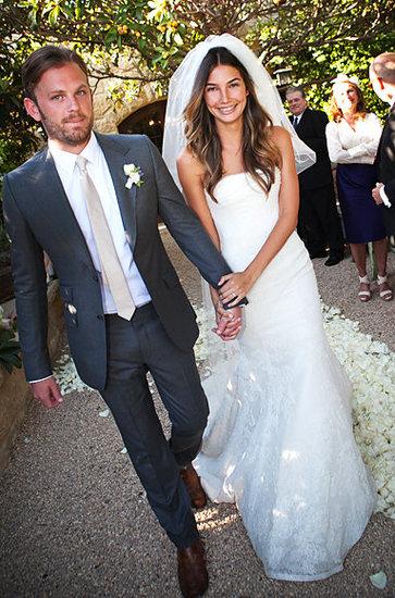 Caleb Followill and Lily Aldridge's Sunny Nuptials