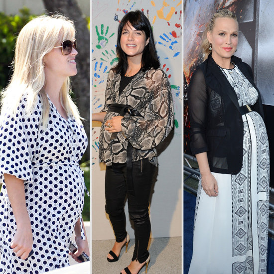 Maternity Trend of the Moment: The Belted Look