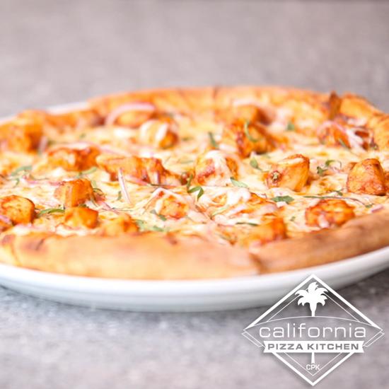 California Pizza Kitchen BBQ Chicken Pizza Recipe ...