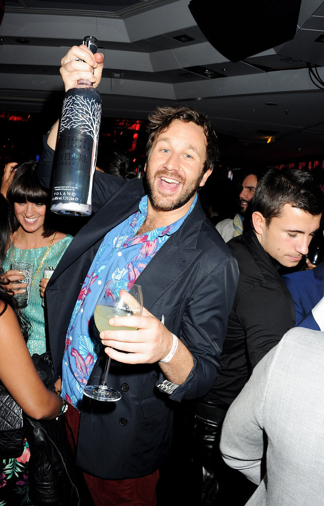 Stars Let Loose at a Special Cannes Friday Bash