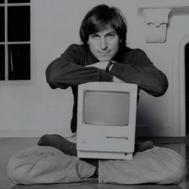 Steve Jobs Video at The Webby Awards