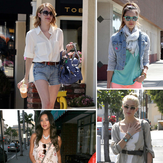 Need Memorial Day Outfit Inspiration? Look No Further Than 10 Stylish Stars