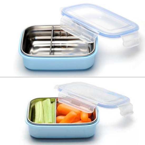 Steeltainer Leak-Proof Stainless Steel Compact Size Container