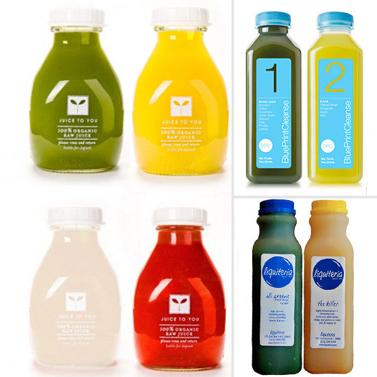 Reviews of Juice Cleanses | POPSUGAR Fitness