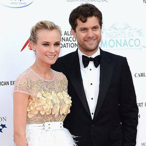 Diane Kruger and Joshua Jackson Pictures at Nights in Monaco Gala