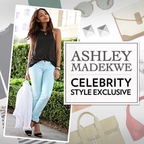 Ashley Madekwe Style and Summer Shopping List