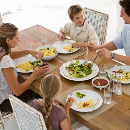 How Often Does Your Family Eat Dinner Together?
