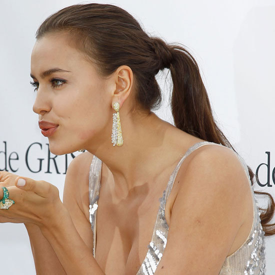 Irina Shayk at the de Grisogono Photocall