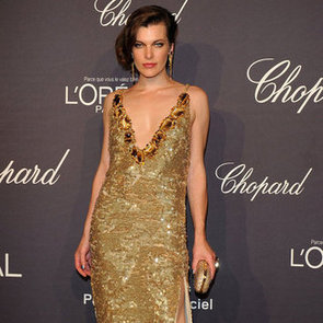 Celebrities at Cannes Party Pictures