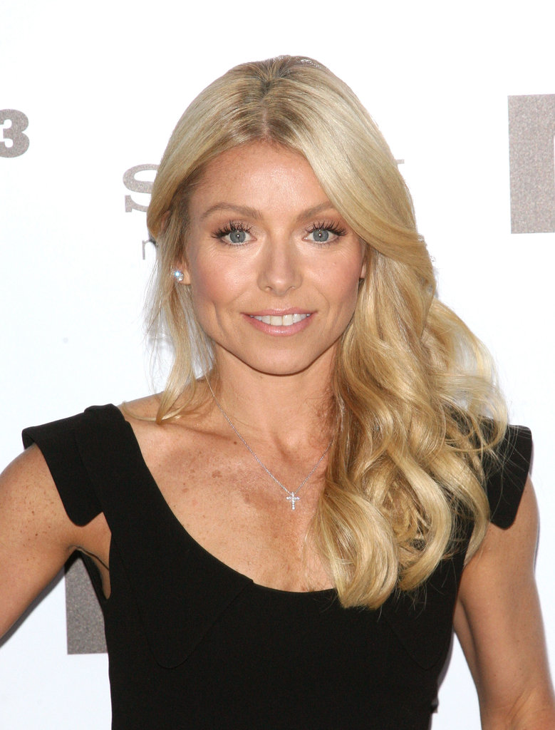 Kelly Ripa attended the Men in Black III premiere in NYC.