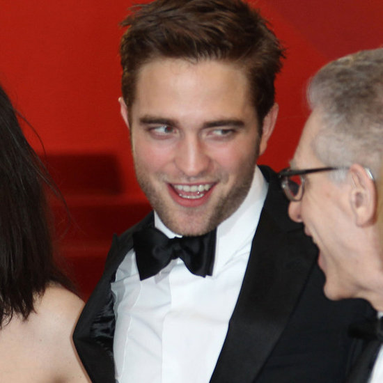 Robert Pattinson Cannes Film Festival Cosmopolis Pictures