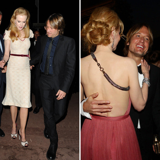 Nicole Kidman and Keith Urban Dancing Pictures at The Paperboy After Party in Cannes