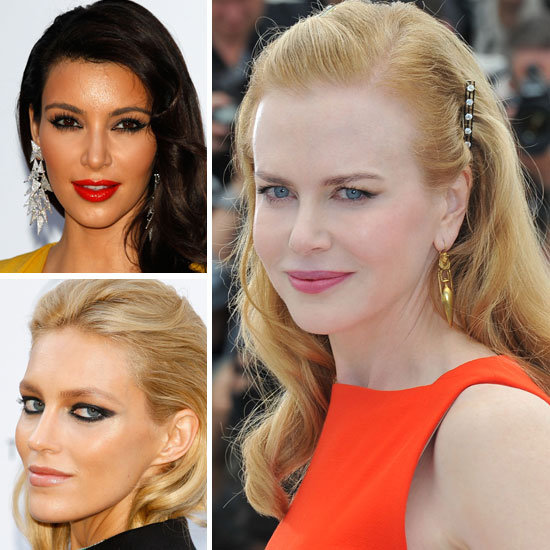 The Latest Beauty Looks From the Cannes Film Festival: Kim Kardashian, Nicole Kidman & More
