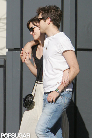 See Keira Knightley's Engagement Ring!